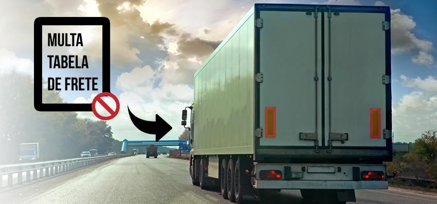ANTT decide não aplicar mais multas a caminhoneiros que descumprirem tabela de frete
