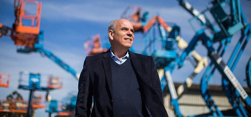 Júlio Eduardo Simões é reeleito à presidência do SINDIPESA