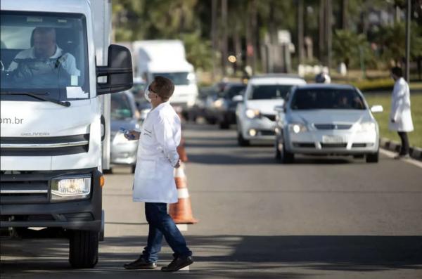 Crise provocada pela pandemia já levou à perda de mais de 61 mil vagas de emprego no transporte