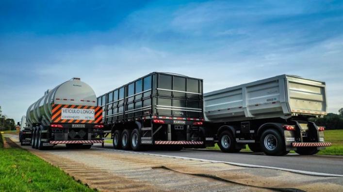 Indústria de implementos rodoviários fecha 2020 estável no Brasil.